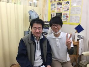 50 田中様 坐骨神経痛 ヘルニア